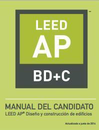 Manual Candidato LEED AP Diseño y consrtucción