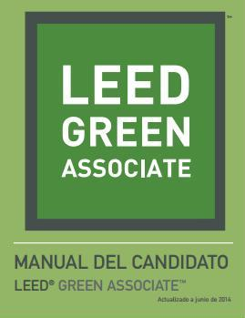 Manual Candidato Leed Green Associate